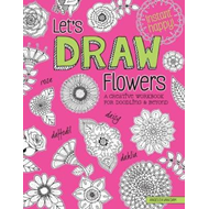Let's Draw Flowers (BOK)
