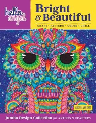 Hello Angel Bright & Beautiful Jumbo Design Collection for A (BOK)