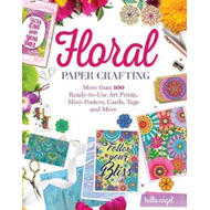 Hello Angel Floral Papercrafting (BOK)