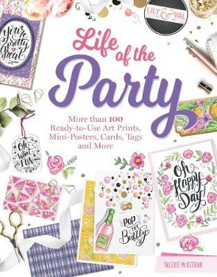 Life of the Party Papercrafting (BOK)