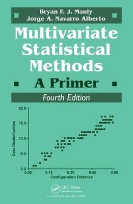 Multivariate Statistical Methods (BOK)