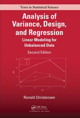 Analysis of Variance, Design, and Regression (BOK)