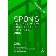 Spon's External Works and Landscape Price Book (BOK)
