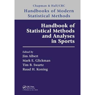 Handbook of Statistical Methods and Analyses in Sports (BOK)