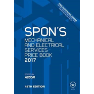 Spon's Mechanical and Electrical Services Price Book (BOK)