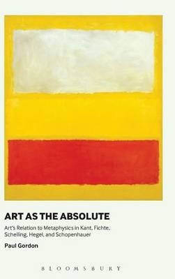 Art as the Absolute (BOK)