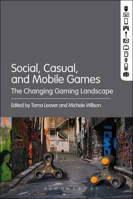 Social, Casual and Mobile Games (BOK)