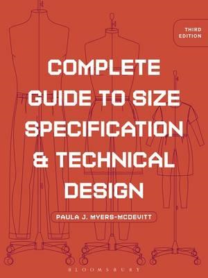 Complete Guide to Size Specification and Technical Design (BOK)