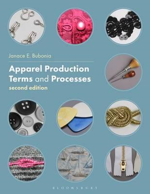 Apparel Production Terms and Processes (BOK)