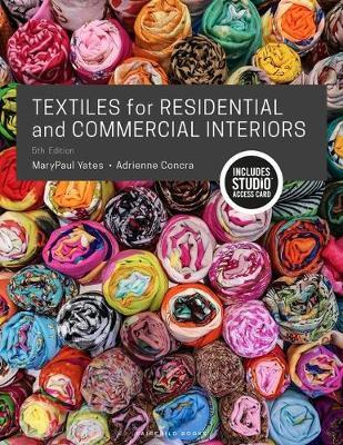 Textiles for Residential and Commercial Interiors (BOK)