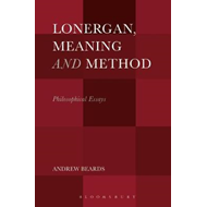 Lonergan, Meaning and Method (BOK)