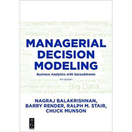 Managerial Decision Modeling (BOK)