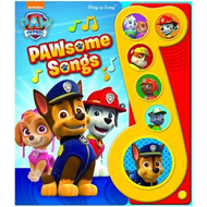 PAW Patrol - Pawsome Songs - Little Music Note (BOK)