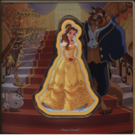 Disney Princess Storytime With Belle (BOK)