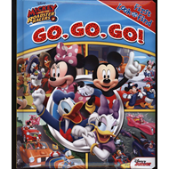 Mickey Roadster Racer First Look & Find (BOK)