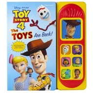 Produktbilde for Toy Story 4 Little Sound Book (BOK)