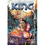King: The Graphic Novel (BOK)