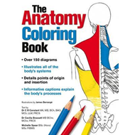 Complete Anatomy Coloring Book, 2nd Edn (BOK)