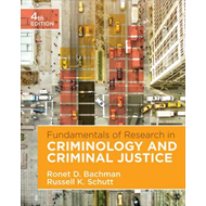 Fundamentals of Research in Criminology and Criminal Justice (BOK)