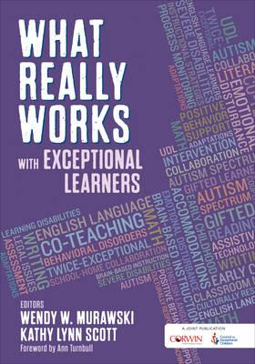 What Really Works With Exceptional Learners (BOK)