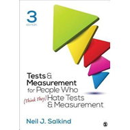 Tests & Measurement for People Who (Think They) Hate Tests & (BOK)