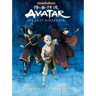 Avatar: The Last Airbender - Smoke And Shadow Library Editio (BOK)