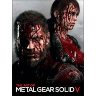 Art Of Metal Gear Solid V (BOK)