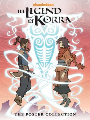 Legend Of Korra, The -the Poster Collection (BOK)