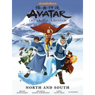 Avatar: The Last Airbender - North And South Library Edition (BOK)