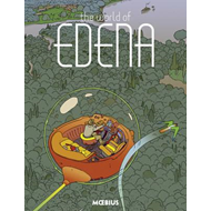 Moebius Library: The World Of Edena (BOK)