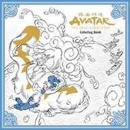Avatar: the Last Airbender Colouring Book (BOK)