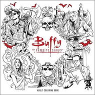 Buffy The Vampire Slayer Adult Coloring Book (BOK)