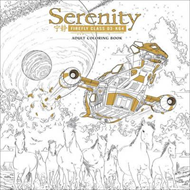 Serenity Adult Coloring Book (BOK)