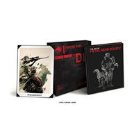 Art Of Metal Gear Solid V Limited Edition (BOK)
