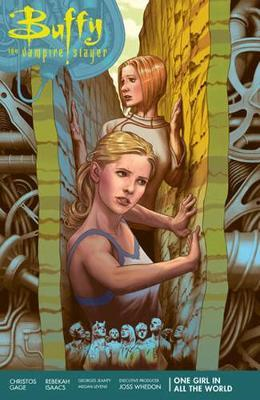 Buffy Season 11 Volume 2: One Girl In All The World (BOK)