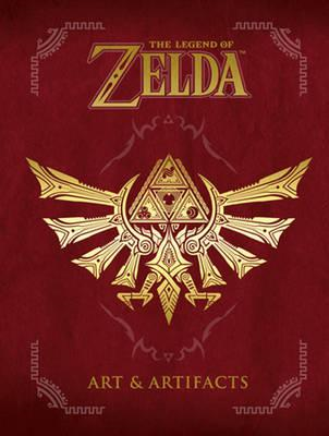 Legend Of Zelda, The: Art & Artifacts (BOK)