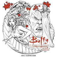 Buffy The Vampire Slayer: Big Bads & Monsters Adult Coloring (BOK)