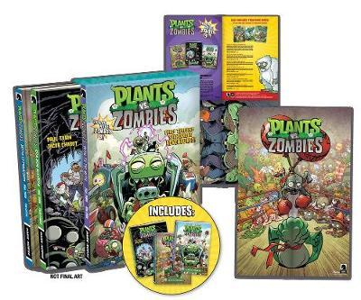 Plants Vs. Zombies Boxed Set 3 (BOK)