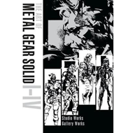 Art Of Metal Gear Solid I-iv (BOK)