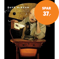 Produktbilde for Dave Mckean: Short Films (blu-ray + Book) (BOK)
