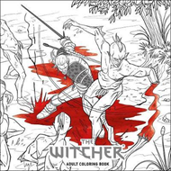 Produktbilde for Witcher Adult Coloring Book (BOK)