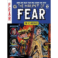 Ec Archives: The Haunt Of Fear Volume 5 (BOK)