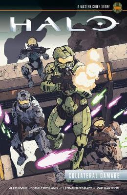 Halo: Collateral Damage (BOK)