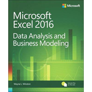 Microsoft Excel Data Analysis and Business Modeling (BOK)