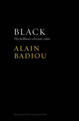 Black - the Brilliance of a Non-color (BOK)