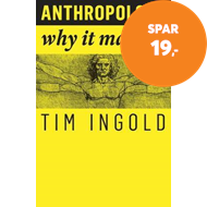 Produktbilde for Anthropology - Why It Matters (BOK)