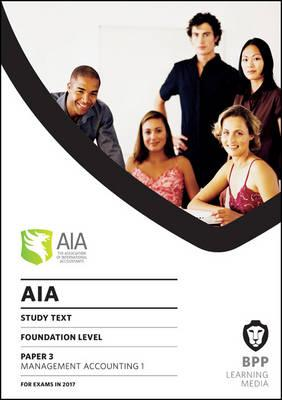 AIA 3 Management Accounting 1 (BOK)