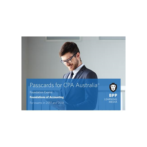 CPA Australia Foundations of Accounting (BOK)