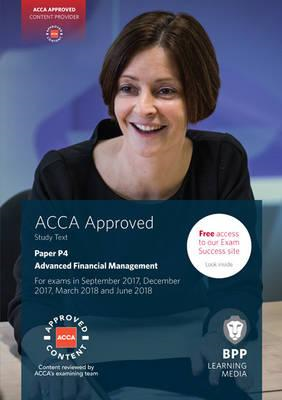 ACCA P4 Advanced Financial Management (BOK)