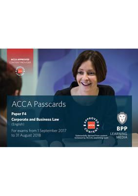 ACCA F4 Corporate and Business Law (English) (BOK)